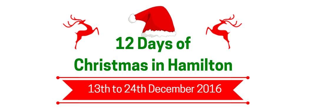 HRBA 12 Days of Christmas